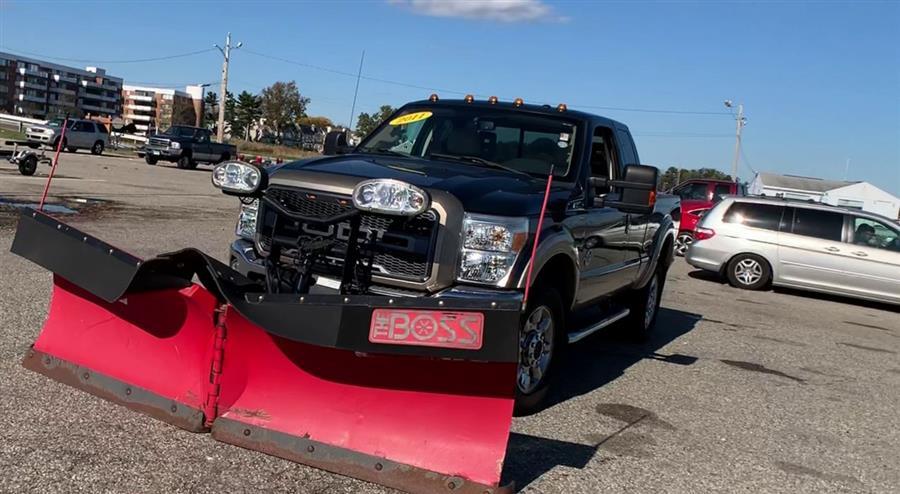 "Used Ford Super Duty F-350 SRW 4WD SuperCab 142"" Lariat 2011 | Wiz Leasing Inc. Stratford, Connecticut"