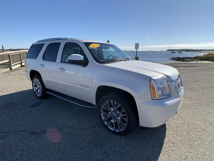 Used GMC Yukon AWD 4dr 1500 Denali 2012 | Wiz Leasing Inc. Stratford, Connecticut