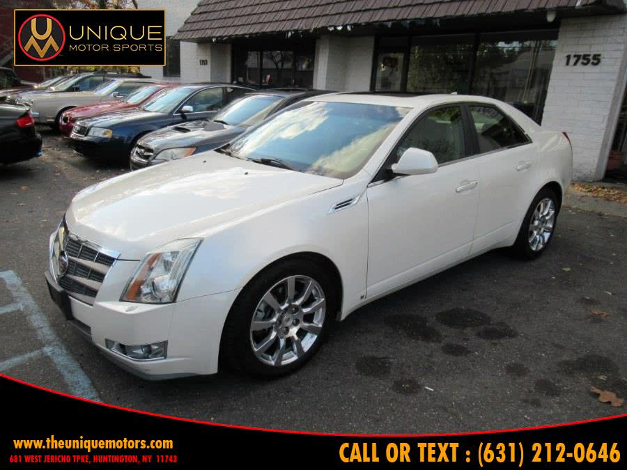 Used 2009 Cadillac CTS in Huntington, New York | Unique Motor Sports. Huntington, New York