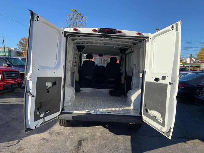 Used Ram Promaster Cargo 1500 118 WB 3dr Low Roof Cargo Van 2015   Mass Auto Exchange. Framingham, Massachusetts