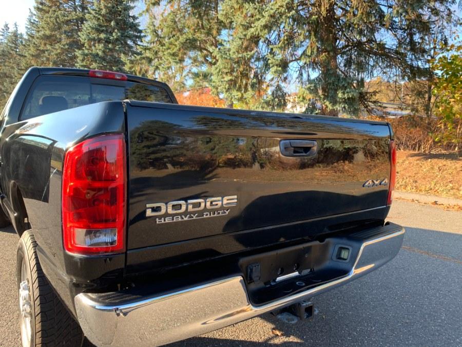 2004 Dodge Ram 2500 2dr Reg Cab 140.5