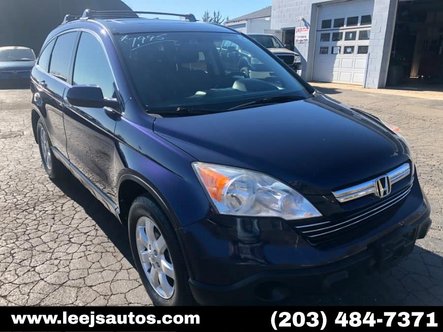 Used Honda CR-V 4WD 5dr EX-L 2008 | LeeJ's Auto Sales & Service. North Branford, Connecticut