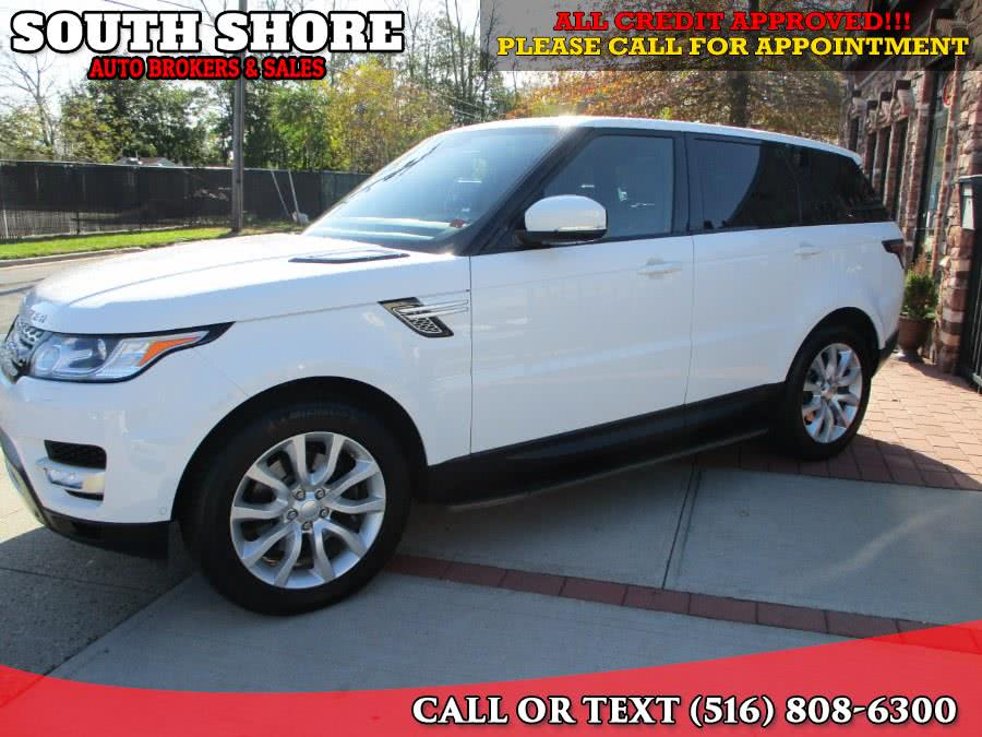 Used 2014 Land Rover Range Rover Sport in Massapequa, New York | South Shore Auto Brokers & Sales. Massapequa, New York