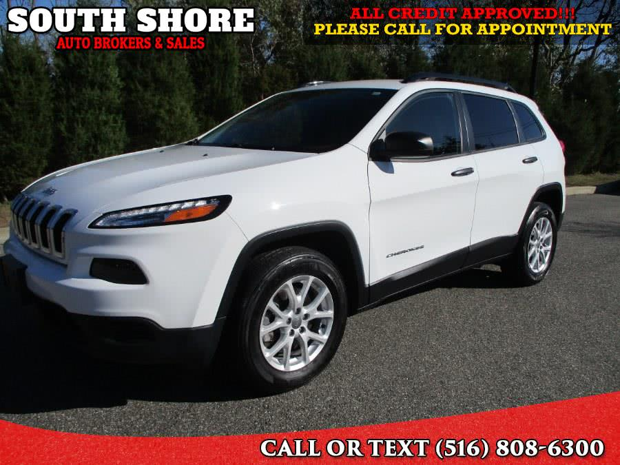 Used Jeep Cherokee 4WD 4dr Sport 2016 | South Shore Auto Brokers & Sales. Massapequa, New York