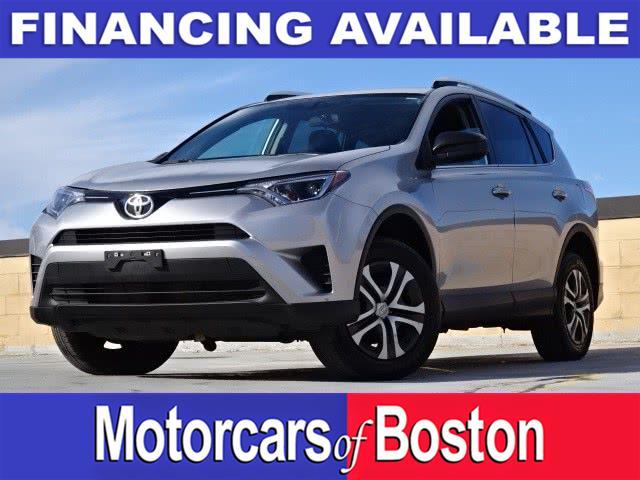 Used 2017 Toyota RAV4 in Newton, Massachusetts | Motorcars of Boston. Newton, Massachusetts