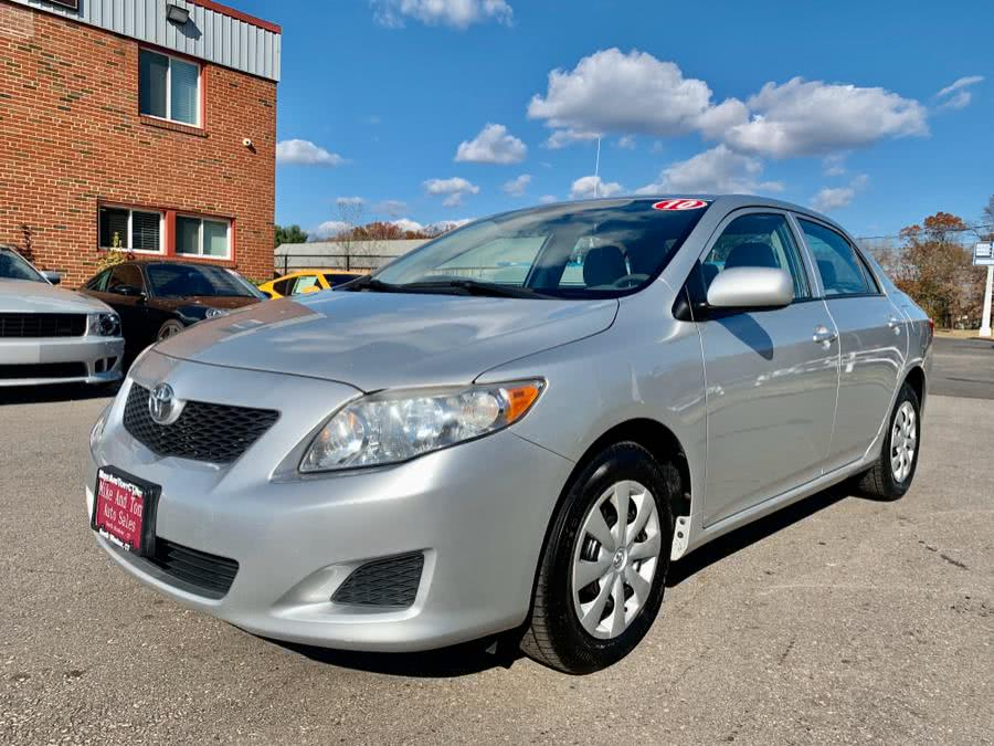 Used 2010 Toyota Corolla in South Windsor, Connecticut | Mike And Tony Auto Sales, Inc. South Windsor, Connecticut