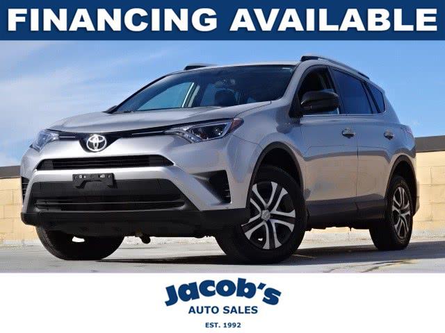 Used 2017 Toyota RAV4 in Newton, Massachusetts | Jacob Auto Sales. Newton, Massachusetts