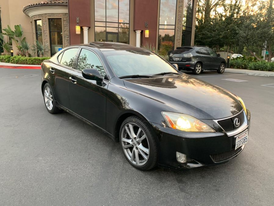 2007 Lexus IS 250 4dr Sport Sdn Auto RWD, available for sale in Lake Forest, California | Carvin OC Inc. Lake Forest, California