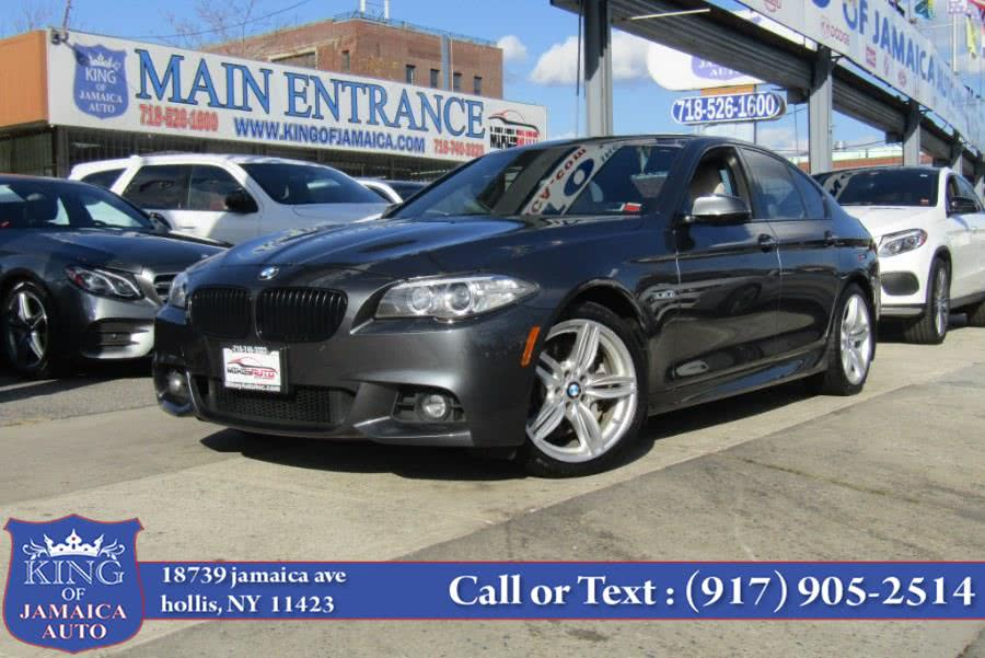 Used 2016 BMW 5 Series in Hollis, New York | King of Jamaica Auto Inc. Hollis, New York