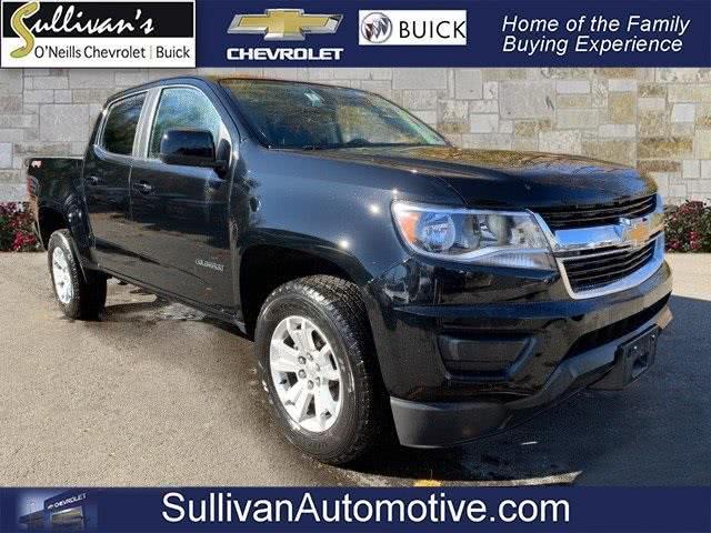 Used Chevrolet Colorado LT 2018 | Sullivan Automotive Group. Avon, Connecticut