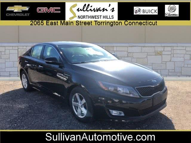 Used Kia Optima LX 2014 | Sullivan Automotive Group. Avon, Connecticut