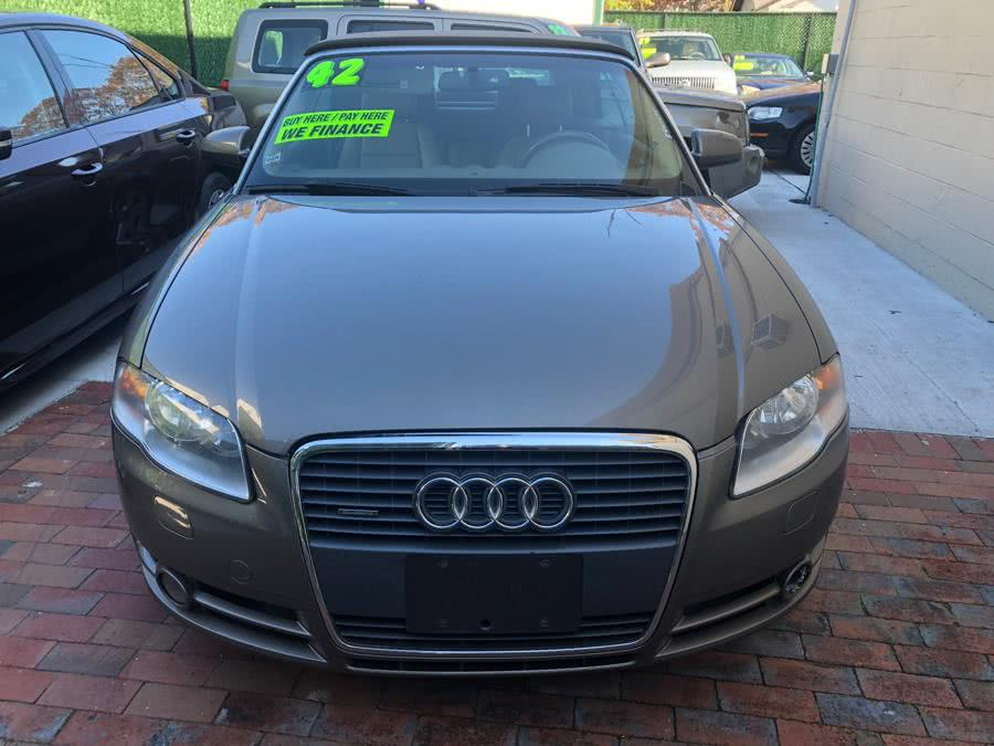 Used 2008 Audi A4 in Islip, New York | 111 Used Car Sales Inc. Islip, New York