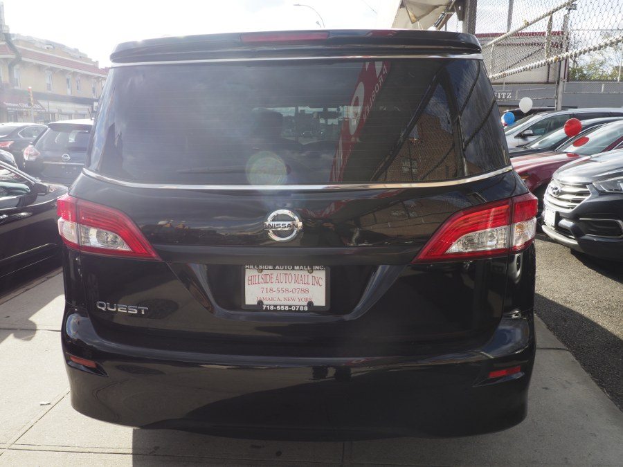 Used Nissan Quest 4dr S 2016 | Hillside Auto Mall Inc.. Jamaica, New York