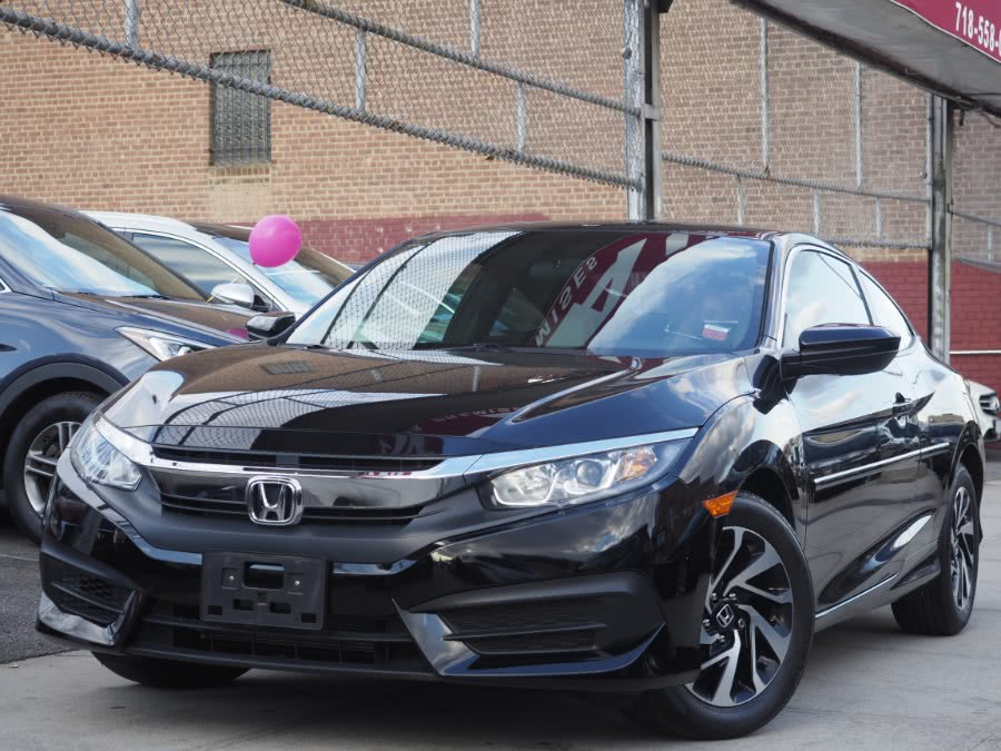 Used 2016 Honda Civic Coupe in Jamaica, New York | Hillside Auto Mall Inc.. Jamaica, New York