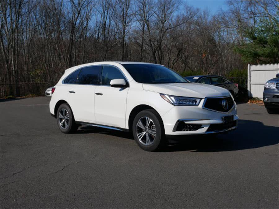 Used 2017 Acura Mdx in Canton, Connecticut | Canton Auto Exchange. Canton, Connecticut