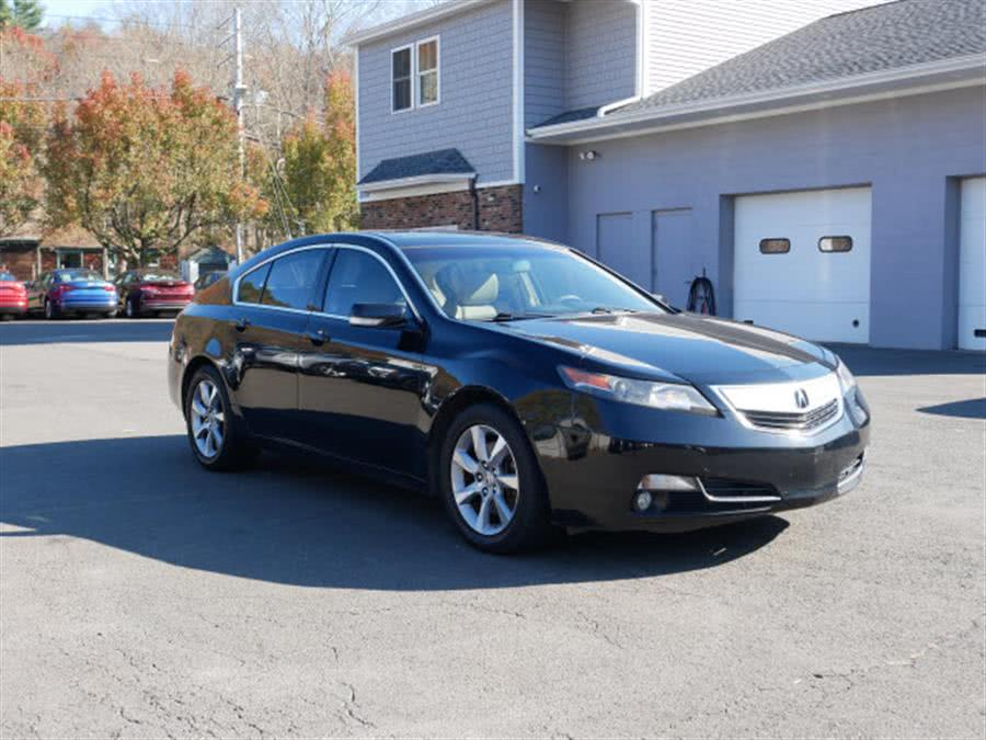 Used 2012 Acura Tl in Canton, Connecticut | Canton Auto Exchange. Canton, Connecticut