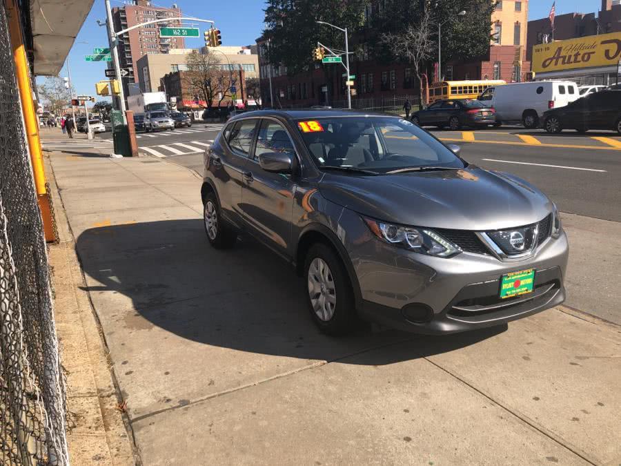 Used 2018 Nissan Rogue Sport in Jamaica, New York | Sylhet Motors Inc.. Jamaica, New York