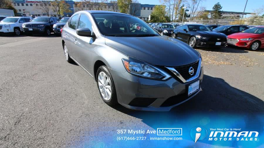 Used 2019 Nissan Sentra in Medford, Massachusetts | Inman Motors Sales. Medford, Massachusetts