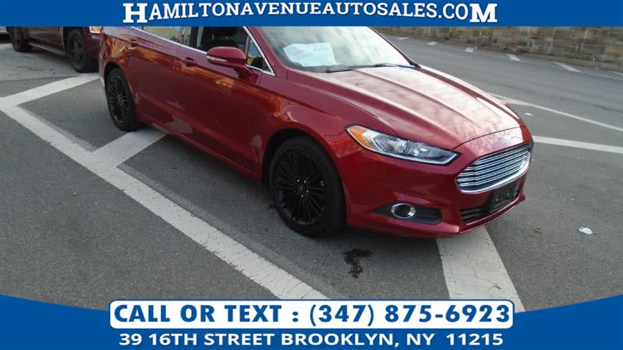 Used 2014 Ford Fusion in Brooklyn, New York | Hamilton Avenue Auto Sales DBA Nyautoauction.com. Brooklyn, New York