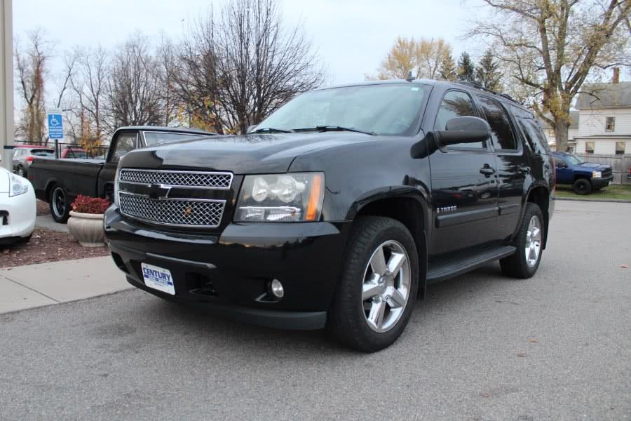 Used 2007 Chevrolet Tahoe in East Windsor, Connecticut   Century Auto And Truck. East Windsor, Connecticut