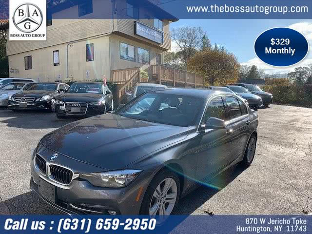 Used 2017 BMW 3 Series in Huntington, New York | The Boss Auto Group . Huntington, New York