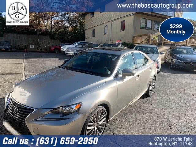 Used 2015 Lexus IS 250 in Huntington, New York | The Boss Auto Group . Huntington, New York