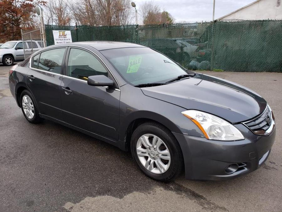 2010 Nissan Altima 4dr Sdn I4 CVT 2.5 S, available for sale in Meriden, Connecticut | Cos Central Auto. Meriden, Connecticut