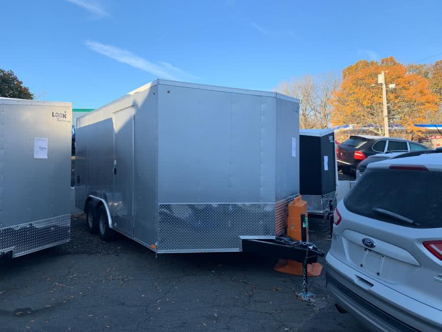 Used 2020 LOOK TRAILERS ST85X16TE2DLX in Danbury, Connecticut | Car City of Danbury, LLC. Danbury, Connecticut