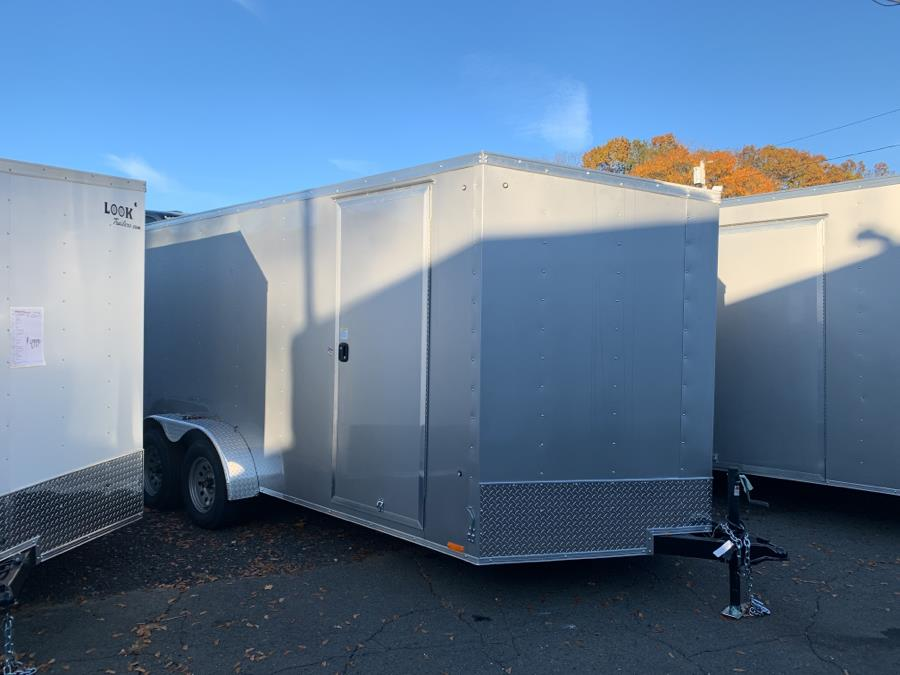 2020 LOOK TRAILERS STLC7X16TE2DLX 7X16 CARGO DELUXE, available for sale in Danbury, Connecticut | Car City of Danbury, LLC. Danbury, Connecticut