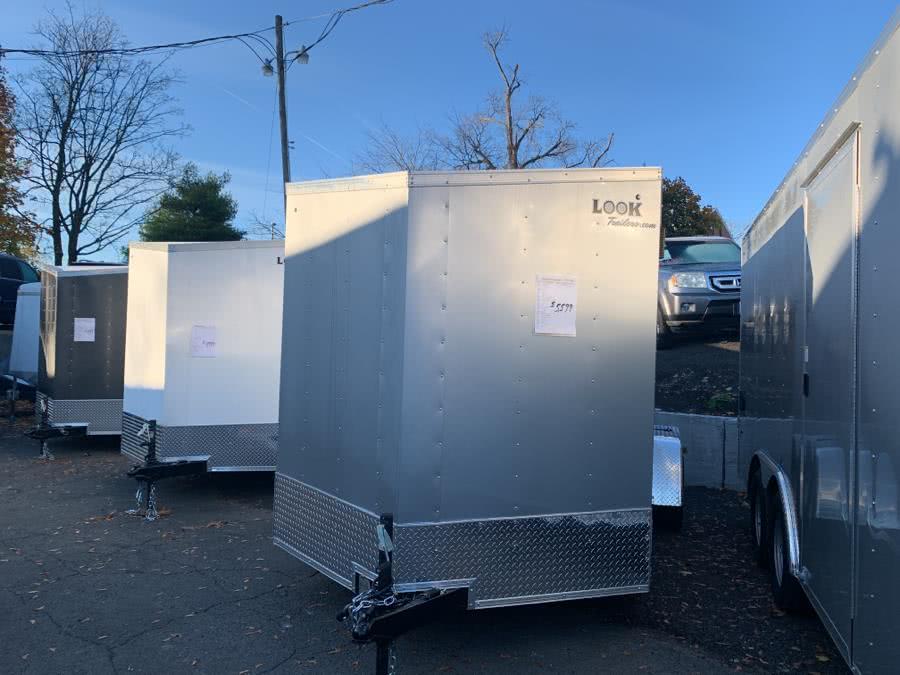 Used 2020 LOOK TRAILERS STLC7X16TE2DLX in Danbury, Connecticut | Car City of Danbury, LLC. Danbury, Connecticut