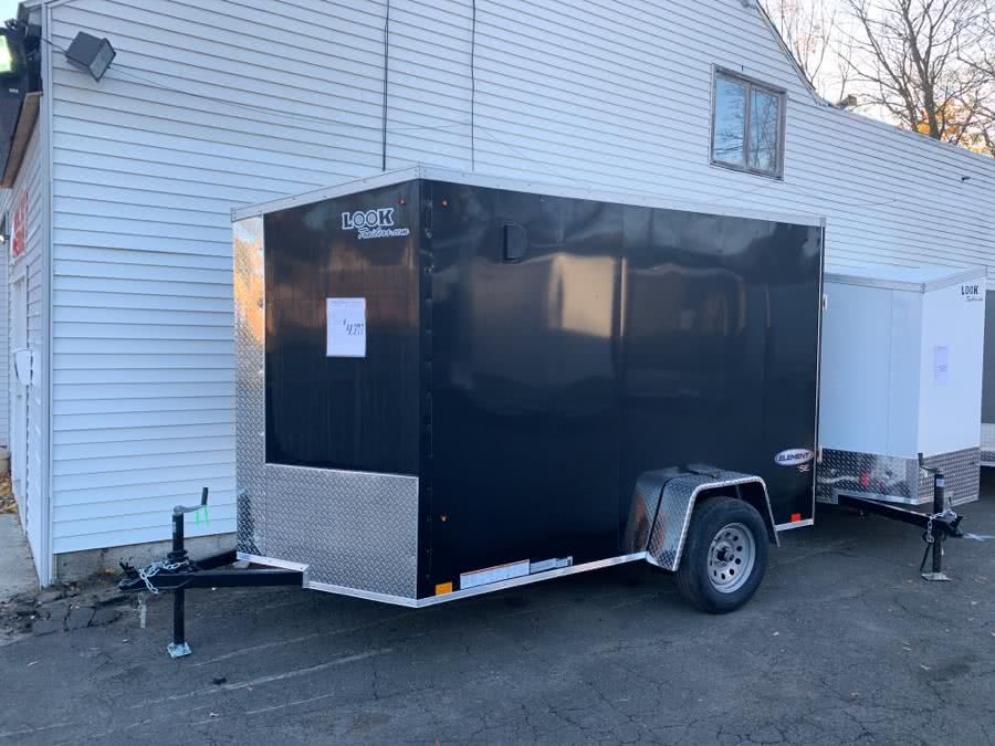 Used 2020 LOOK TRAILERS EWLC6X10SI2SE in Danbury, Connecticut | Car City of Danbury, LLC. Danbury, Connecticut