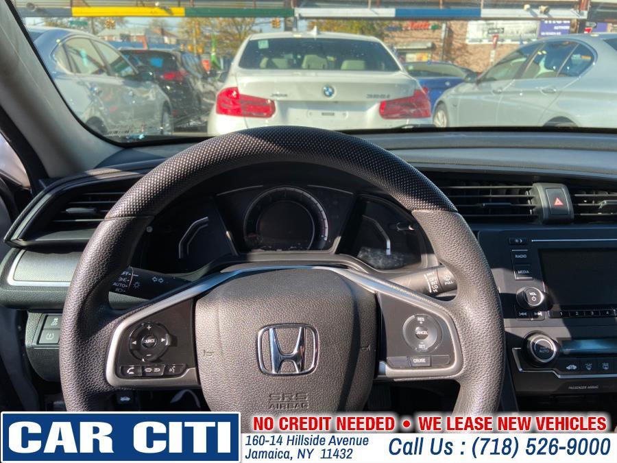 2018 Honda Civic Sedan LX CVT, available for sale in Jamaica, New York | Car Citi. Jamaica, New York
