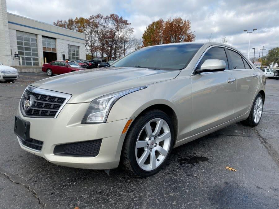 Used 2013 Cadillac ATS in Ortonville, Michigan   Marsh Auto Sales LLC. Ortonville, Michigan