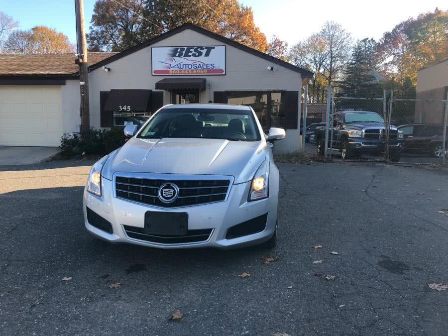 Used 2013 Cadillac ATS in Manchester, Connecticut | Best Auto Sales LLC. Manchester, Connecticut