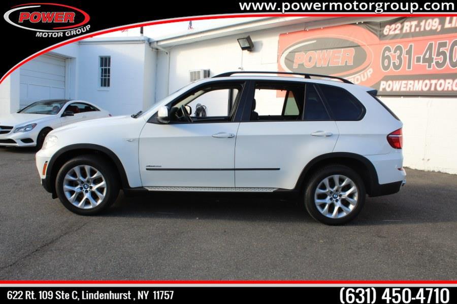 2012 BMW X5 AWD 4dr 35i Premium, available for sale in Lindenhurst , New York | Power Motor Group. Lindenhurst , New York