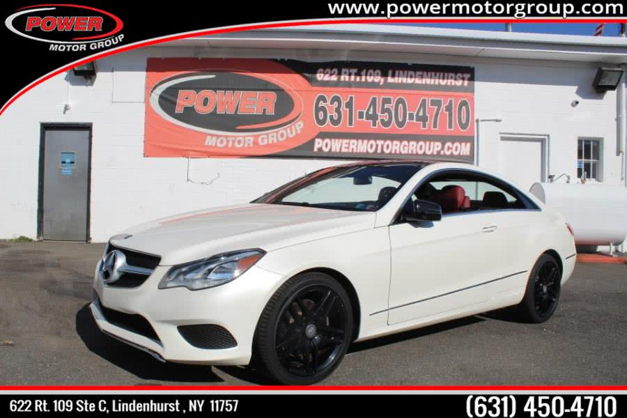 Used 2015 Mercedes-Benz E-Class AMG in Lindenhurst , New York | Power Motor Group. Lindenhurst , New York