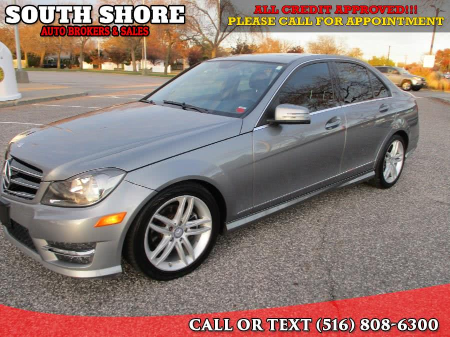 Used Mercedes-Benz C-Class 4dr Sdn C300 Sport 4MATIC 2012 | South Shore Auto Brokers & Sales. Massapequa, New York