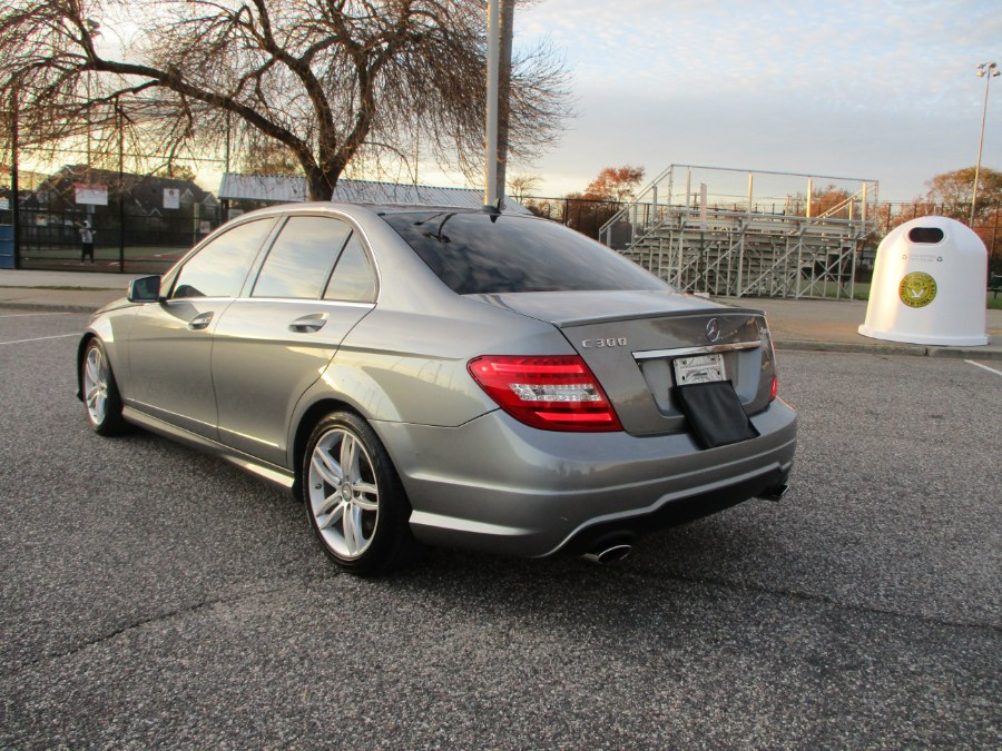 2012 Mercedes-Benz C-Class 4dr Sdn C300 Sport 4MATIC, available for sale in Massapequa, New York | South Shore Auto Brokers & Sales. Massapequa, New York