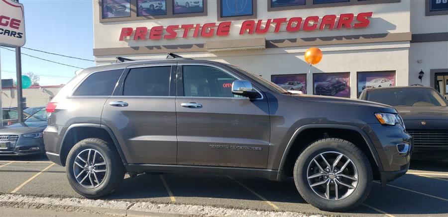 Used 2017 Jeep Grand Cherokee in New Britain, Connecticut | Prestige Auto Cars LLC. New Britain, Connecticut