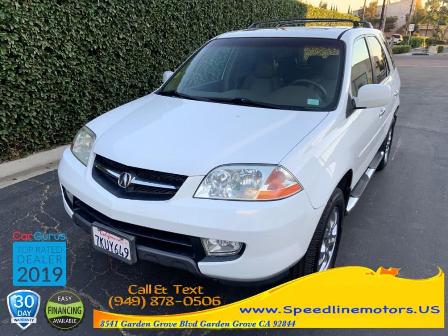 Used 2003 Acura MDX in Garden Grove, California | Speedline Motors. Garden Grove, California