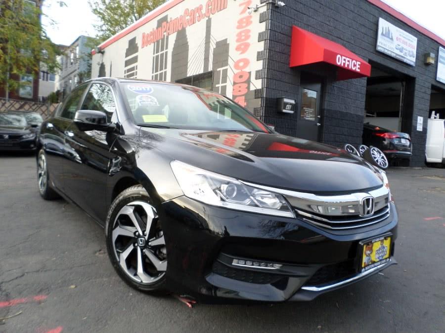 Used 2017 Honda Accord Sedan in Chelsea, Massachusetts | Boston Prime Cars Inc. Chelsea, Massachusetts