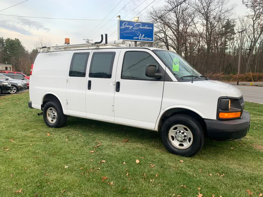 Used 2011 Chevrolet Express Cargo Van in Charlton, Massachusetts   Gary Jackson Motors. Charlton, Massachusetts