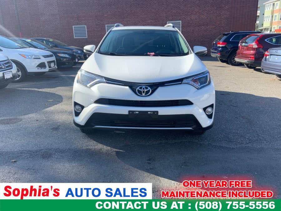 Used 2016 Toyota RAV4 in Worcester, Massachusetts   Sophia's Auto Sales Inc. Worcester, Massachusetts