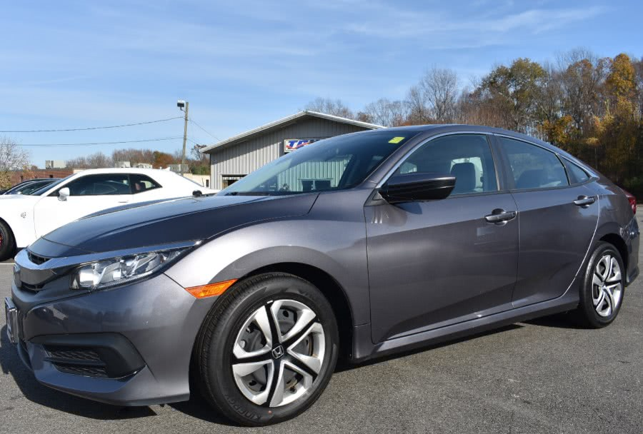 Used 2016 Honda Civic Sedan in Hartford, Connecticut | VEB Auto Sales. Hartford, Connecticut