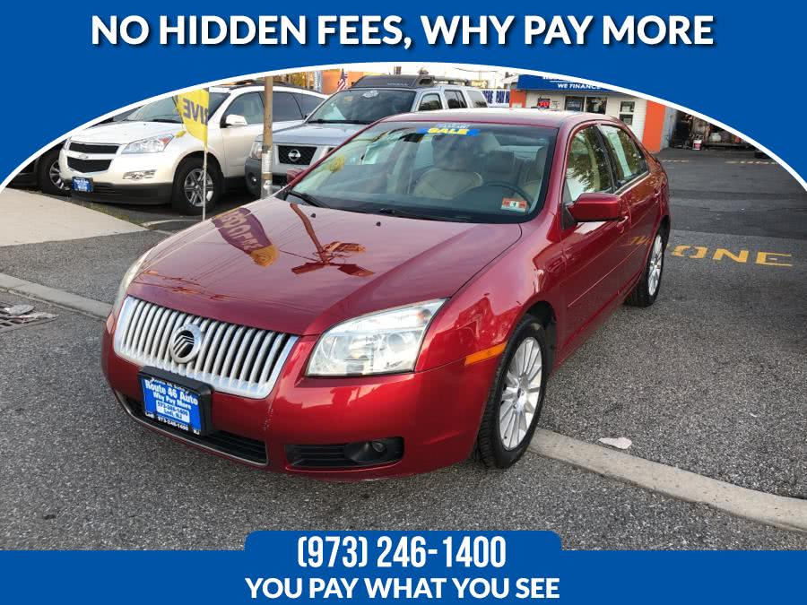 Used 2009 Mercury Milan in Lodi, New Jersey | Route 46 Auto Sales Inc. Lodi, New Jersey