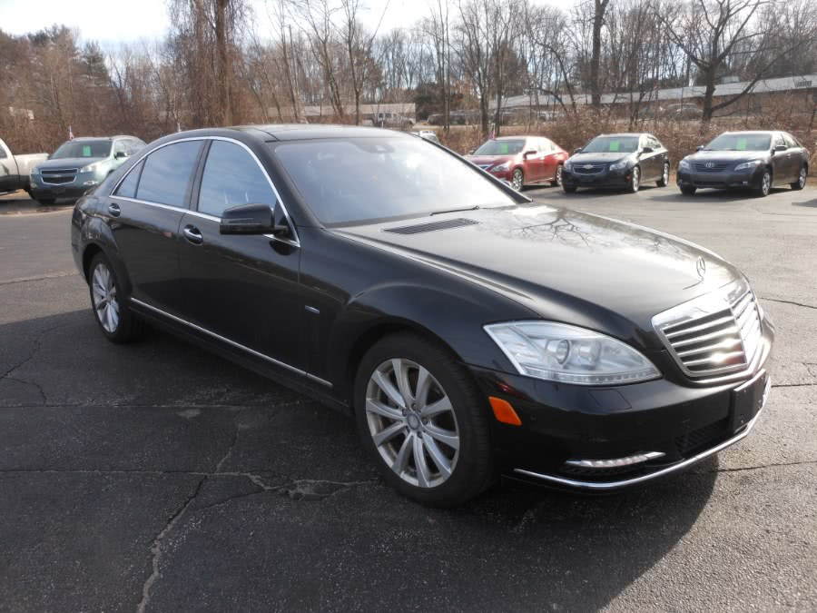 Used 2012 Mercedes-Benz S-Class in Yantic, Connecticut | Yantic Auto Center. Yantic, Connecticut