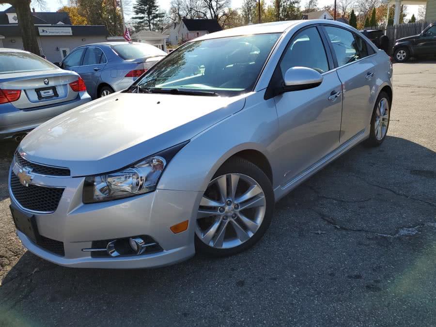 Used 2014 Chevrolet Cruze in Springfield, Massachusetts | Absolute Motors Inc. Springfield, Massachusetts