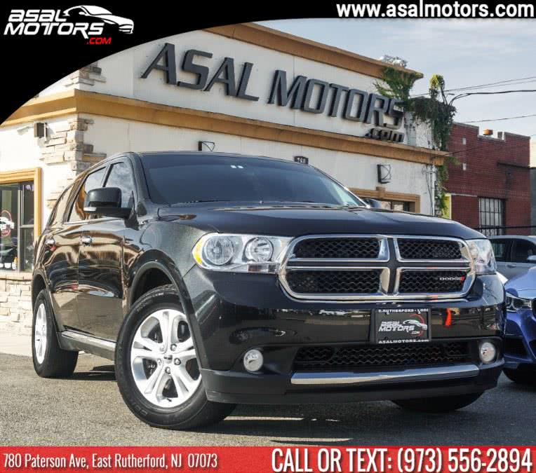 Used Dodge Durango AWD 4dr Crew 2013 | Asal Motors. East Rutherford, New Jersey