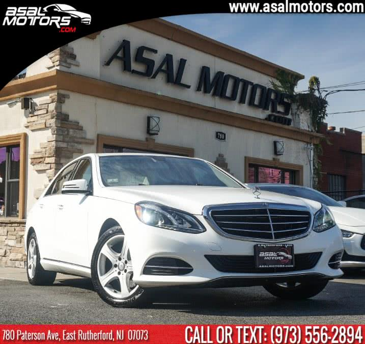 Used Mercedes-Benz E-Class 4dr Sdn E350 Luxury 4MATIC 2014 | Asal Motors. East Rutherford, New Jersey