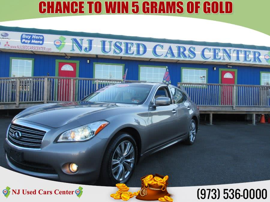 Used 2013 Infiniti M37 in Irvington, New Jersey | NJ Used Cars Center. Irvington, New Jersey
